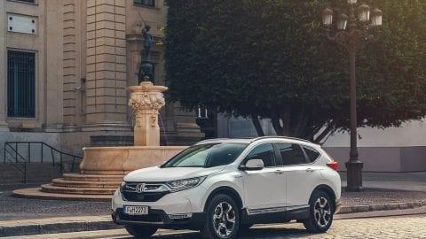 Afbeelding voor Honda maakt voorlopige prijzen CR-V Hybrid bekend
