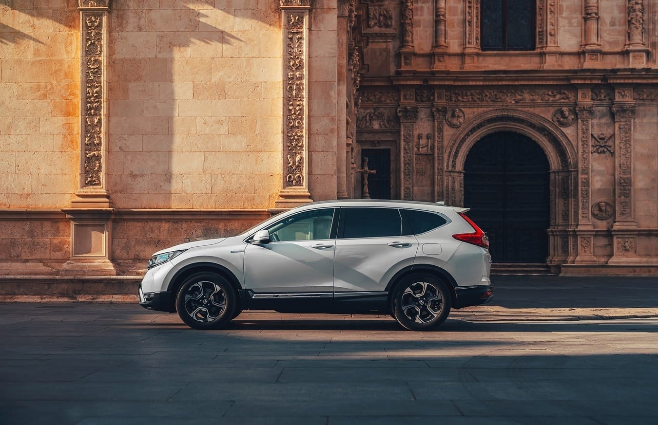 Afbeelding voor Honda bevestigt verbruiks- en emissiegegevens voor CR-V Hybrid