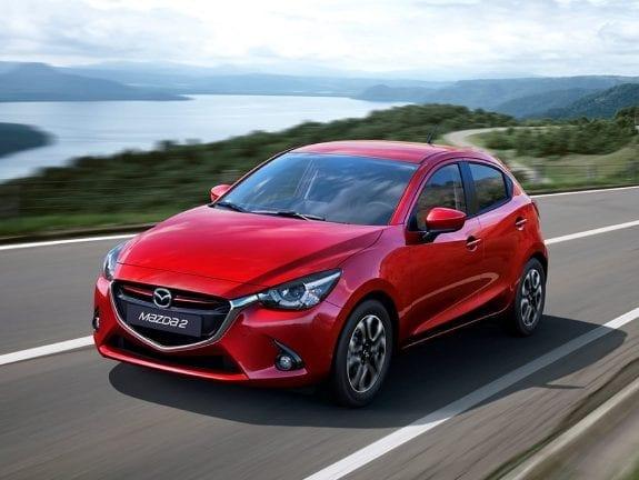 Afbeelding van Mazda 2, CX-3 & CX-5