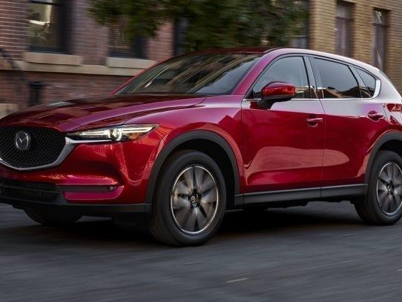 Afbeelding van Mazda CX-5