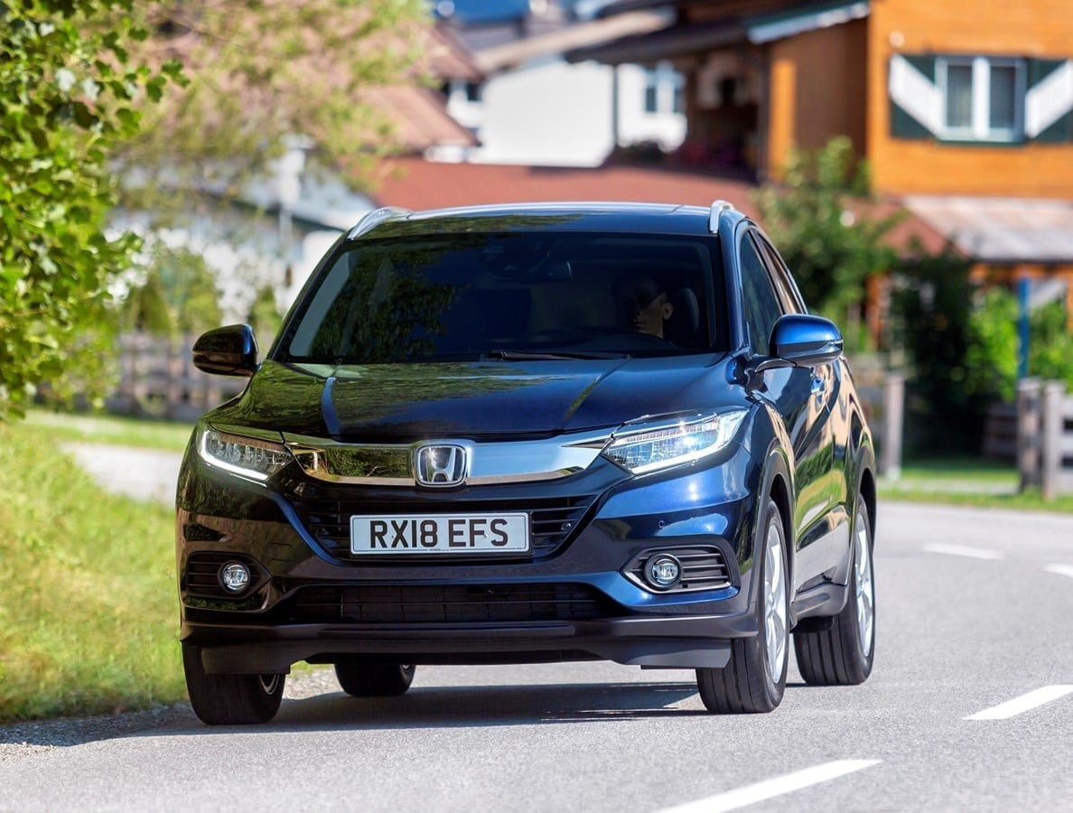 Afbeelding voor Honda onthult de meest geavanceerde HR-V ooit