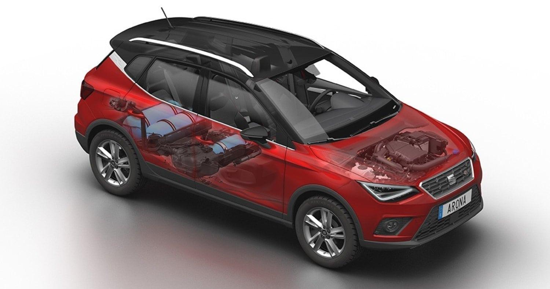 Afbeelding voor SEAT breidt CNG/groengas-range uit met Arona TGI