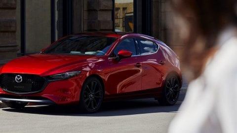 Afbeelding voor Mazda maakt prijzen nieuwe Mazda 3 bekend