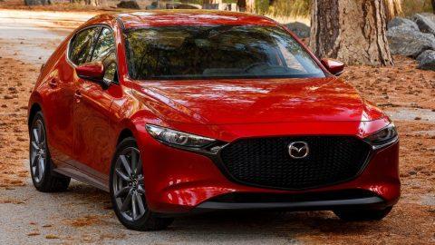 Afbeelding voor Nieuwe Mazda 3