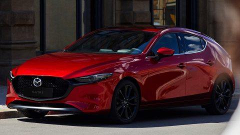 Afbeelding voor Mazda3 2019 Review