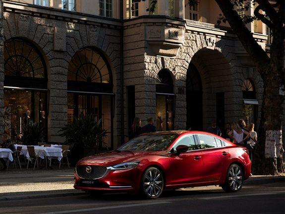 Afbeelding van Mazda's vanaf 3,99%