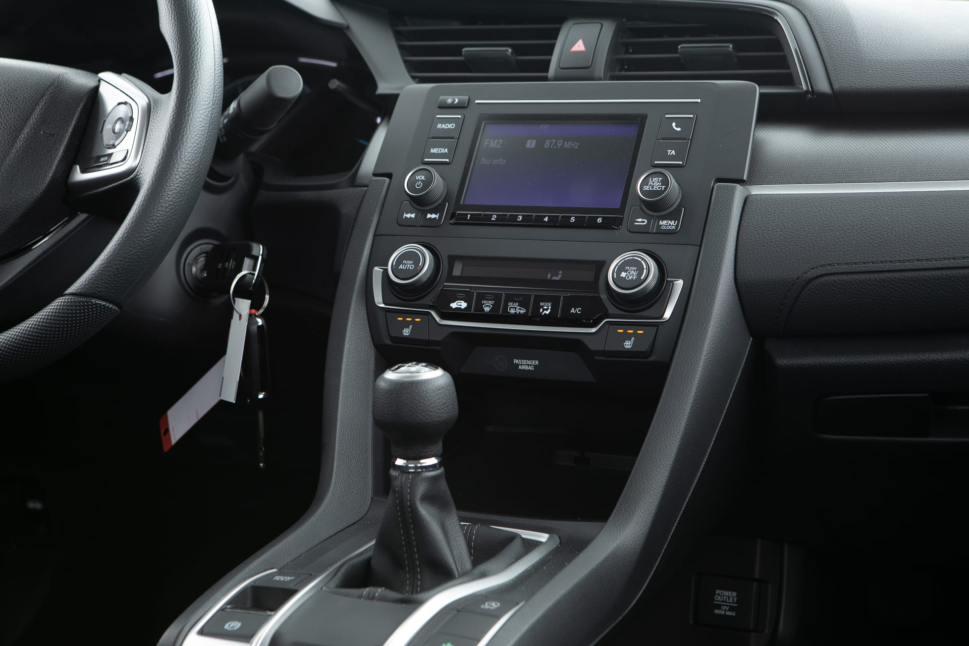 Honda Civic Limousine Comfort