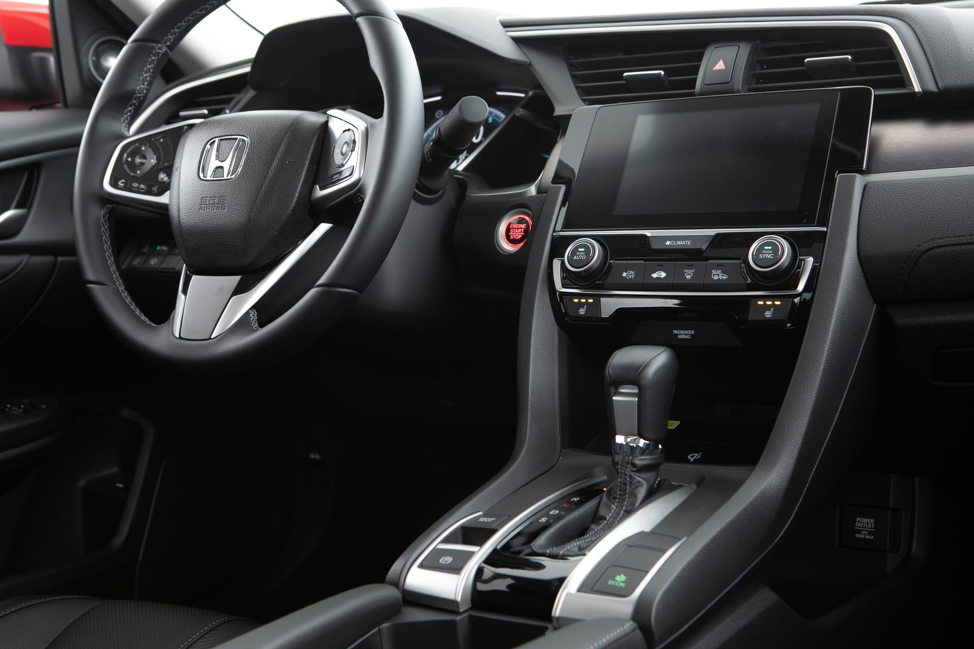 Honda Civic Limousine Executive